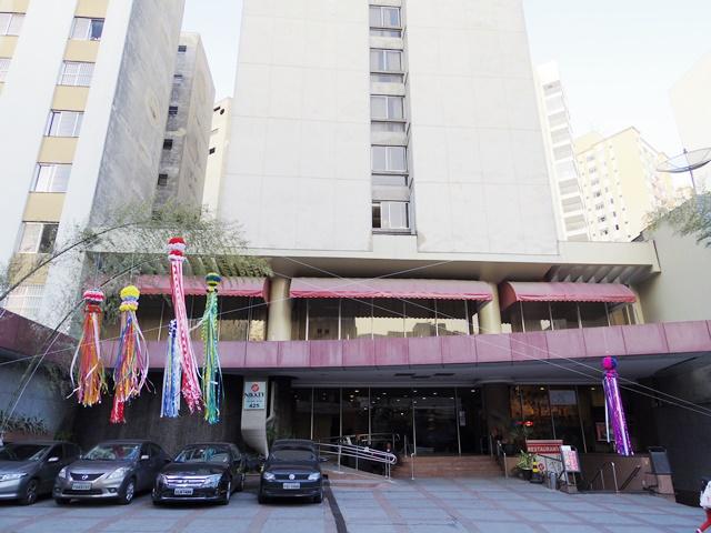 ニッケイパレスホテル