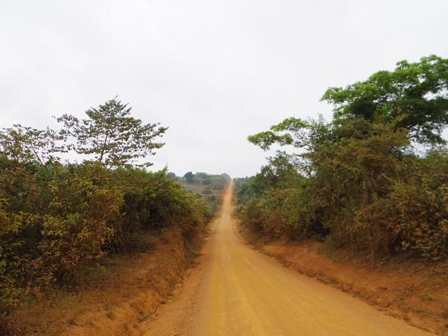 ウガンダへの道