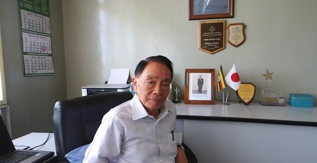 柏田 雄一氏 「ウガンダの父」と呼ばれる伝説の日本人