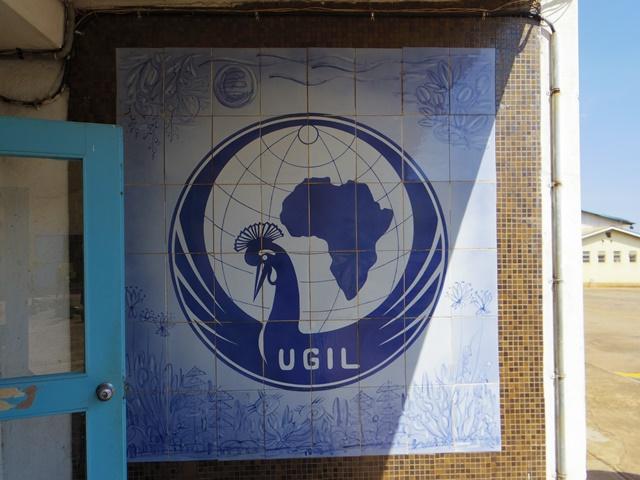 UGILの紋章