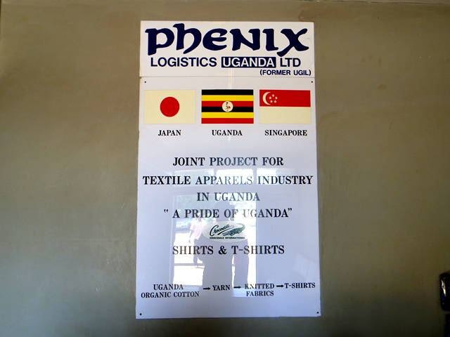 PHENIX LOGISTICS LTD.