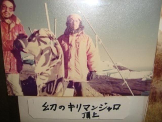 北村氏の旅の写真