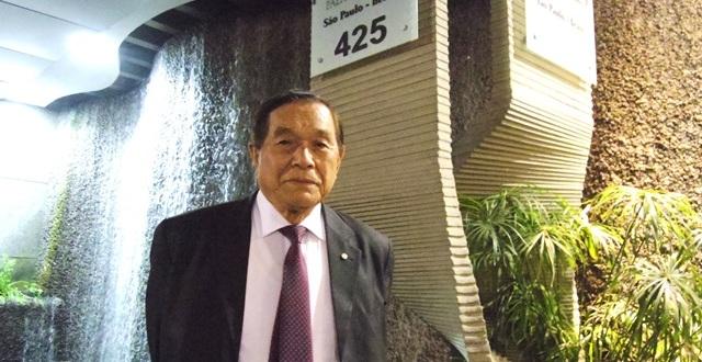 池崎博文氏 ブラジルで創業50年、美容化粧品販売大手の創業者