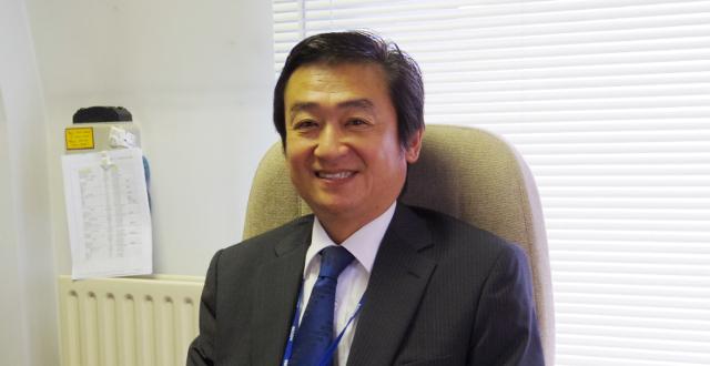 竹澤 稔氏 イギリスのセキュリティ業界に革新を起こすセコムPLC社長