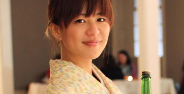 菊谷 なつき氏 イギリスで大好きな日本酒を広める女性起業家