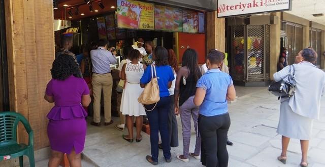 日系外食チェーン初のアフリカ進出!ケニアのナイロビにオープンした店舗に行ってみた。